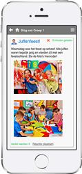 Bekijk de mogelijkheden van onze Gratis School-App
