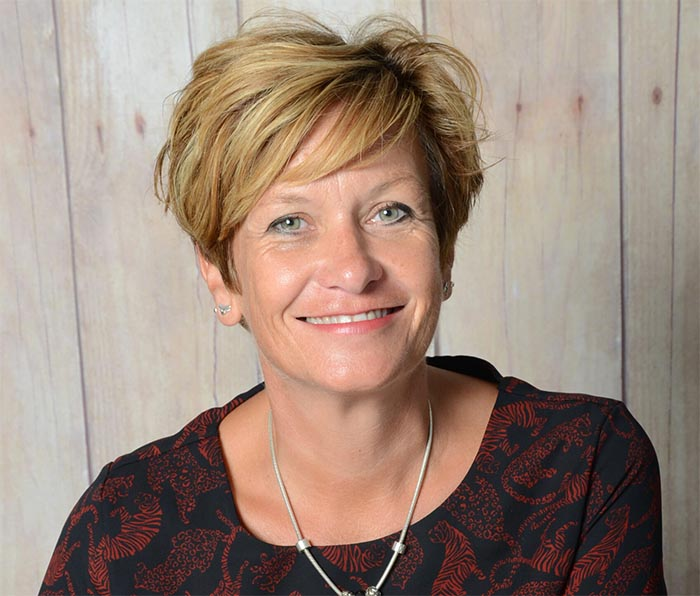 Sandra van Grieken